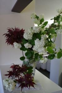 またまた!お客様からお花を頂きました!